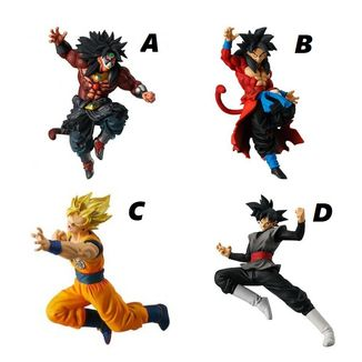Dragon Ball Gashapon VS Battle Figure Series 07