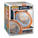 Funko Aang Avatar State Avatar The Last Airbender Oversized POP! Animation 1000