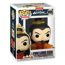 Funko Ozai Señor del Fuego Avatar The Last Airbender POP! Animation 999