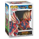 Ratha Monster Hunter Funko POP! Animation 798