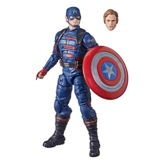 Captain America Figure The Falcon and The Winter Soldier Marvel Legends