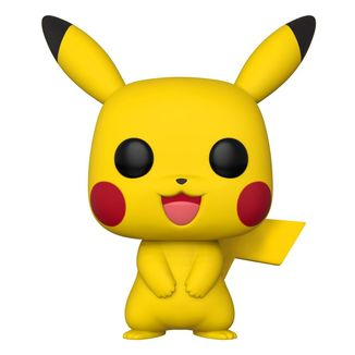 Pikachu Pokémon Funko Super Sized POP! Games 353