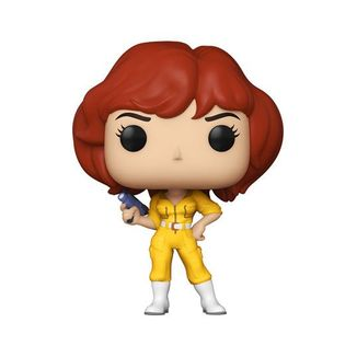 Funko April O'Neil Tortugas Ninja POP RETRO TOYS 34