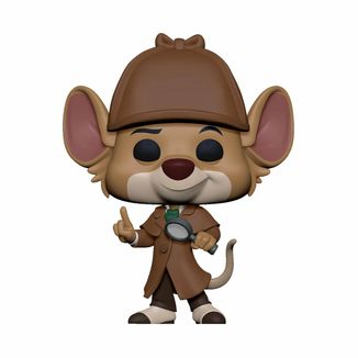 Basil Funko The Great Mouse Superdetective Disney POP! 774