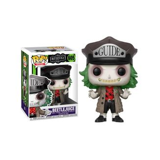 Beetlejuice Funko Guide Hat Beetlejuice POP!