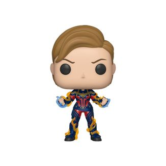 Funko Capitana Marvel New Hair Vengadores Endgame POP