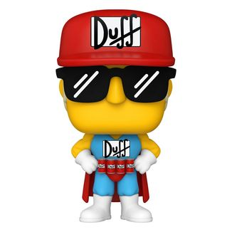 Funko Duffman Los Simpsons POP! Television 902