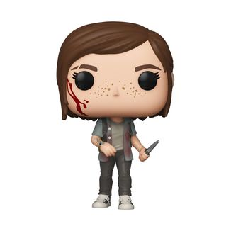Ellie Funko The Last of Us Part II POP