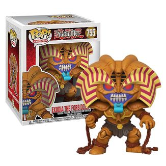 Exodia The Forbidden One Yu-Gi-Oh! Funko Super Sized POP! Animation 755
