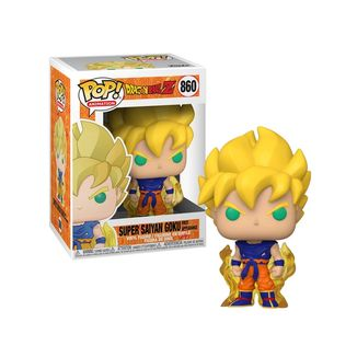 Goku SS First Appearance Funko Dragon Ball Z POP! Animation 860