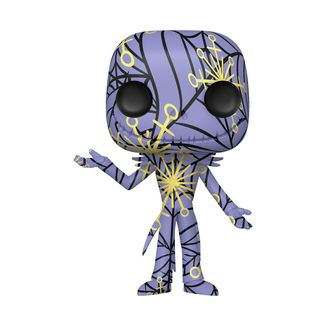 Jack Case Artist Series Funko Nightmare before Christmas POP
