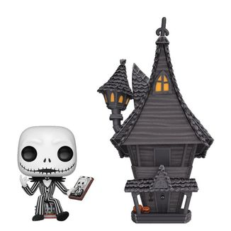 Jack & Jack's House Funko Nightmare before Christmas Disney POP