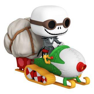Funko Jack Skellington in Snowmobile Nightmare Before Christmas POP! Movies 104