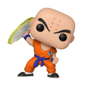 Funko Krillin con Disco Destructor Dragon Ball Z POP