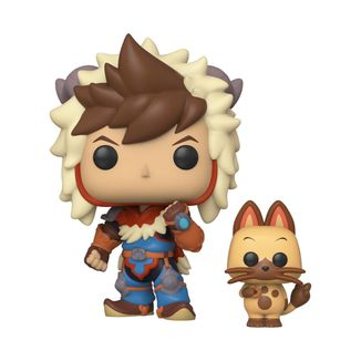 Lute y Navirou Monster Hunter Funko POP! Animation 797