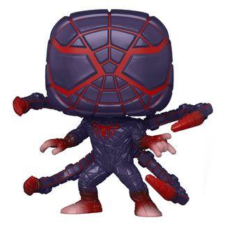Funko Miles Morales Programmable Matter Suit Spider-Man Marvel Comics POP! 773
