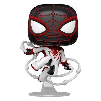 Miles Morales Track Suit Funko Spider-Man Marvel POP! 768