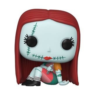 Sally Sewing Funko Nightmare before Christmas POP