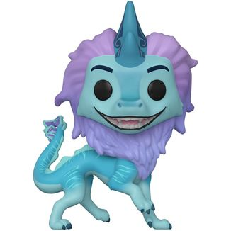 Funko Sisu Disney Raya Y El Último Dragón POP! 1004