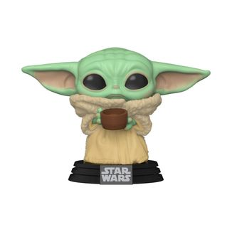The Child with cup Funko Star Wars The Mandalorian POP