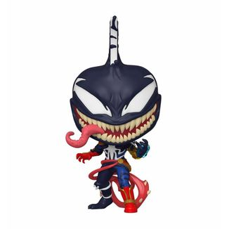 Venomized Captain Marvel Funko Maximum Venom Marvel Comics POP!