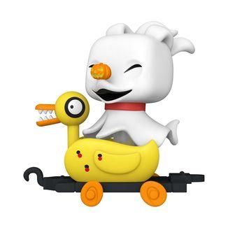 Funko Zero Duck Cart Pesadilla Antes de Navidad POP! Trains 10