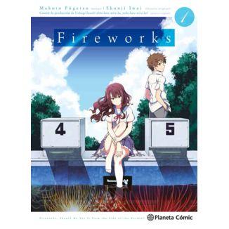 Fireworks #01 (spanish)