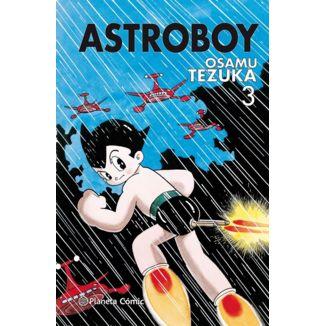 Astro Boy #03 Manga Oficial Planeta Comic