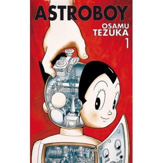 Astro Boy #01 (spanish)
