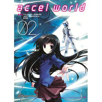 Accel World #02 (spanish)