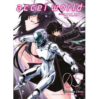 Accel World #05 Manga Oficial Planeta Comic
