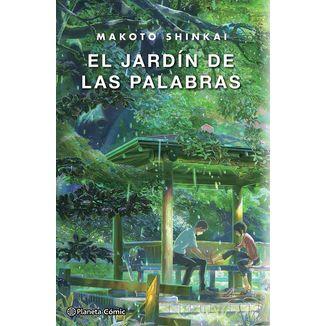 El Jardín de las Palabras (Novela) Oficial Planeta Comic