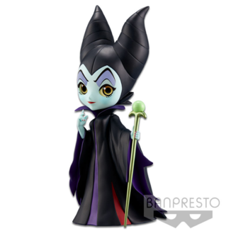 Maleficent Q Posket Disney Characters Figure Normal Color Ver.