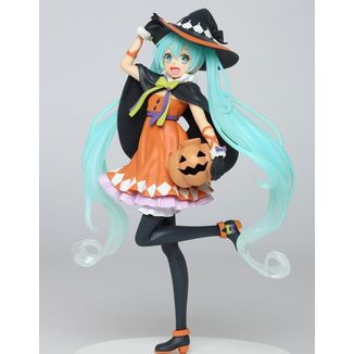Figura Miku Hatsune Halloween Version Vocaloid