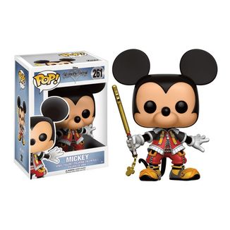 Mickey Kingdom Hearts Funko POP!