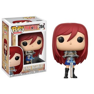 Funko Erza Scarlet Fairy Tail POP!