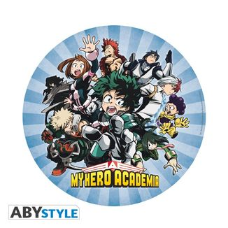 My Hero Academia Mousepad