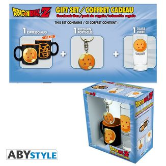 Dragon Ball Z Mug Glass and Keyring