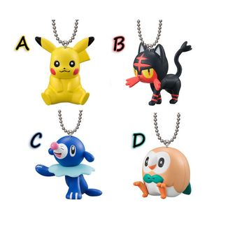Gashapon Pokemon - Sun & Moon Swing