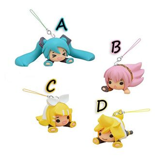 Gashapon Vocaloid - Petit Figure Series