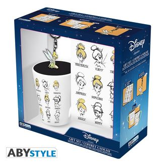 Peter Pan Disney Mug, Notebook and Keychain