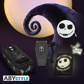 Jack Skellington Nightmare Before Christmas Mug, Notebook and Wallet