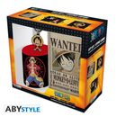 Luffy Mug, Notebook and Keyring One Piece
