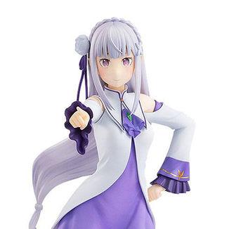 Figura Emilia Re Zero KD Colle Light