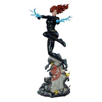Estatua Viuda Negra Marvel Comics Premium Format