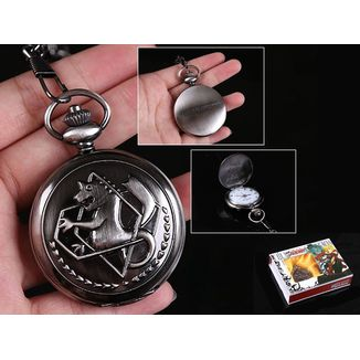 Pocket Watch Fullmetal Alchemist v. 4.1