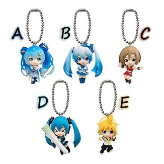 Vocaloid Gashapon - Swing Winter 2017