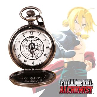 Pocket Watch Fullmetal Alchemist v. 5.0