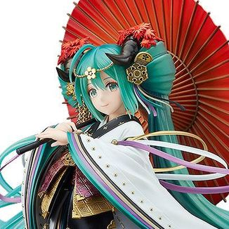 Figura Hatsune Miku Land Of The Eternal Vocaloid