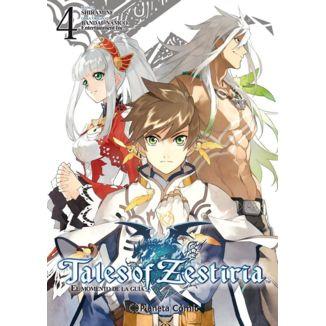 Tales of Zestiria #04 Manga Oficial Planeta Comic